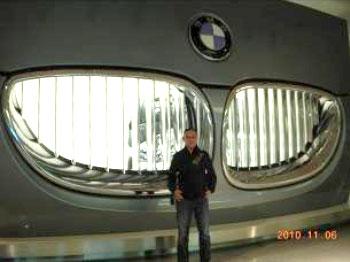ミュンヘン空港は、まるごとBMW