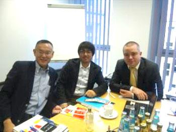 ベルリンで会社法・設立を学ぶ